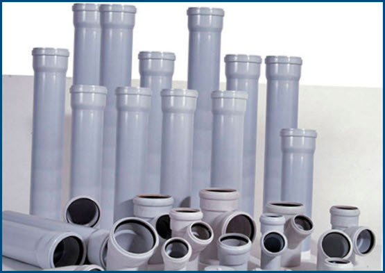 длина канализационной трубы