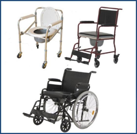биотуалеты для инвалидов